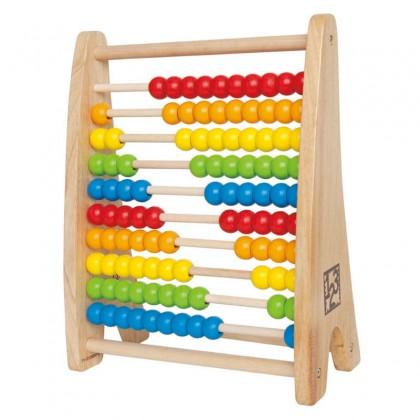 Hape Rainbow Beads Abacus