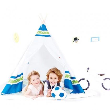 Hape Teepee Tent - Blue