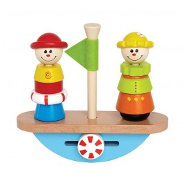 Balance Boat