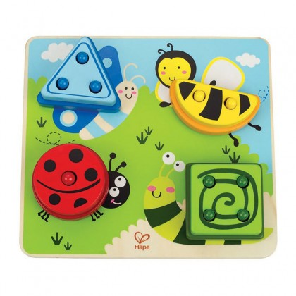 Hape Build-A-Bug Sorter