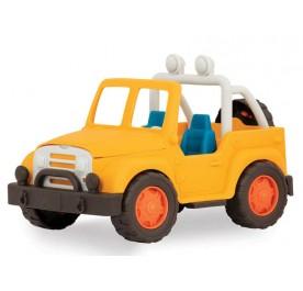 Wonder Wheels 4x4 Yellow Play Vehicle