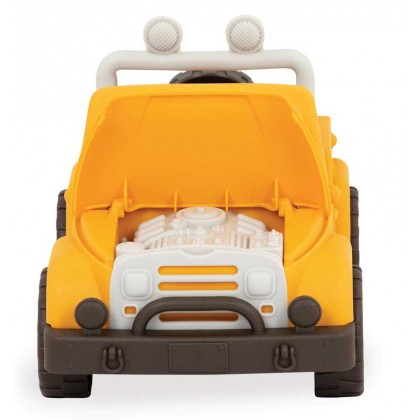 Wonder Wheels 1013 4x4 Yellow Play Vehicle for 1+