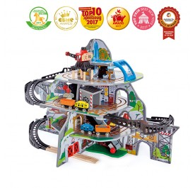 Hape Mighty Mountain Mine Railway Playset