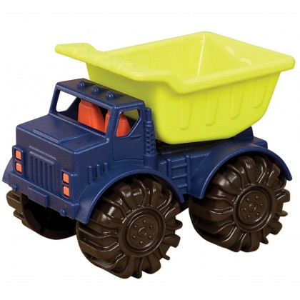 B. Toys Mini Truckette - Navy & Lime