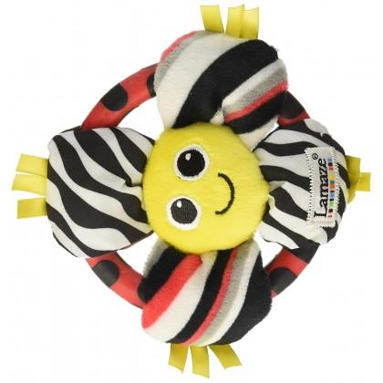 Lamaze Grab & Grib Flower Teether for Baby