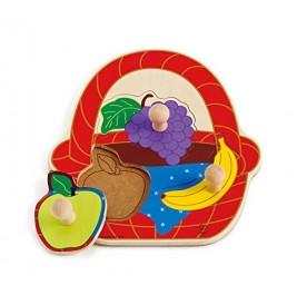 Hape Fruits Basket Puzzle