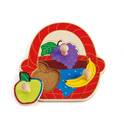 Hape Fruits Basket Puzzle