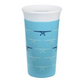 TFY Simply Spoutless Cup 9oz - 1pk Blue
