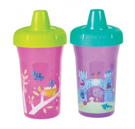 TFY Simply Sippy Stackable Cup 9oz - 2pk Girl