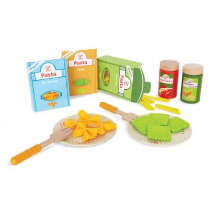 Hape 3125 Pasta Set Kitchen Play Accessories