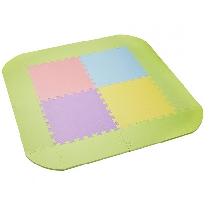Nihon Ikuji Premium Musical Play Yard - Colourful