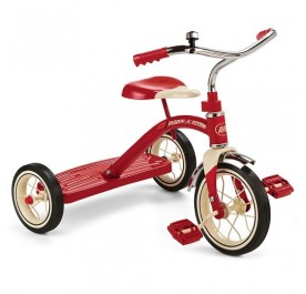 "Classic Red 10""Tricycle"