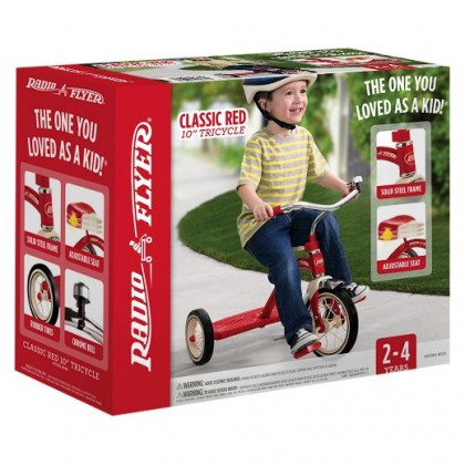"""Radio Flyer Classic Red 10""""Tricycle"""