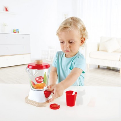 Hape 3158 Smoothie Blender Kitchen Tole Play Toy for Kids age 3+
