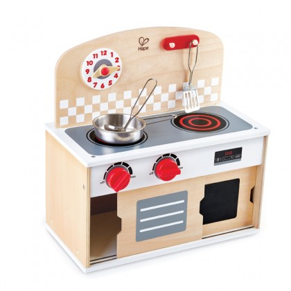 Hape 8275 Chef Cooking Top Role Play Set