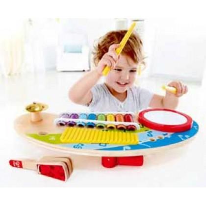 Hape 0612 Mighty Mini Band