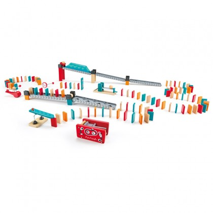 Hape 1057 Robot Factory Domino for 4+