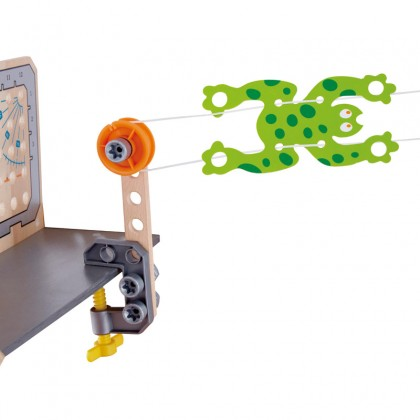 Hape 3030 Three Experiment Kit STEAM Toy for Kids age 4 +