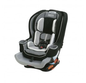 Graco Extend2fit Platinum Convertible Car Seat with EZ Tight Latch