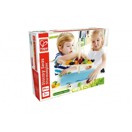 Hape 5521 Stormy Seas Family Games for Kids age 3+