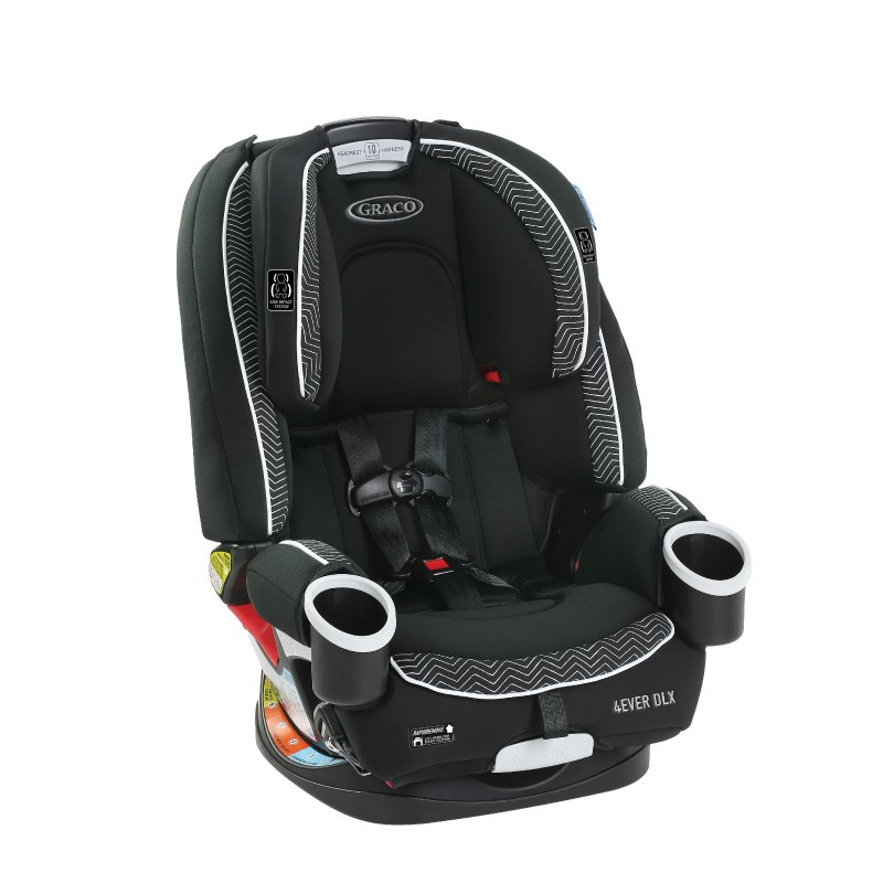 Graco 4ever Dlx Upgraded All-in-1 Convertible Car Seat ...