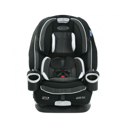 Graco 4ever Dlx Upgraded All-in-1 Convertible Car Seat from newborn up to 54Kg Zagg