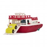 Wonder Wheels Ferry Boat with Floating Bath Toy Boat with Cars For Toddlers Age 1