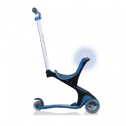 Globber Evo Comfort Play 3in1 Scooter for 1-5 years - Navy Blue