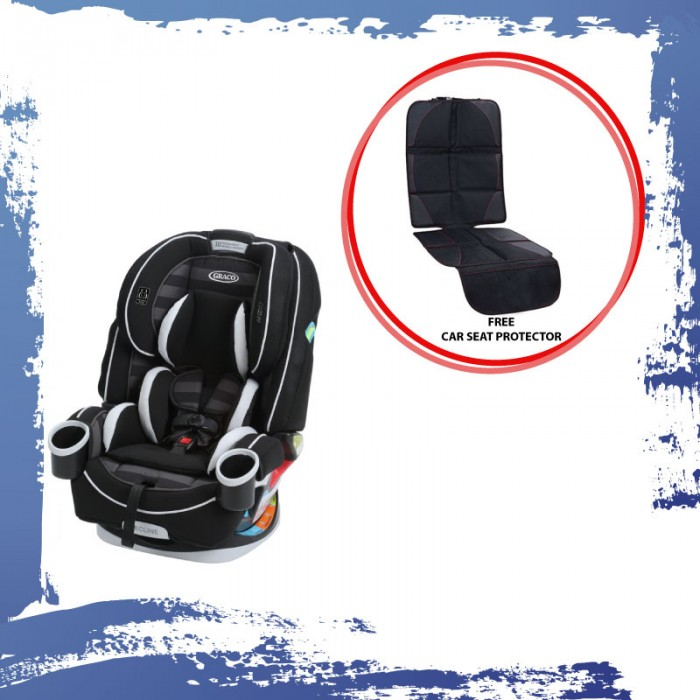 310fa19959d8 GRACO 4Ever All-in-1 Convertible Car Seat