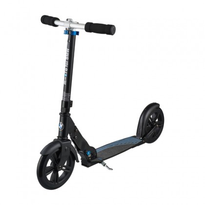 Micro BMW City Scooter Black