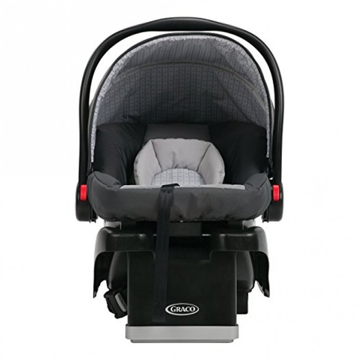graco snugride click connect 30 with base glacier. Black Bedroom Furniture Sets. Home Design Ideas