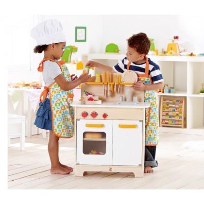 Hape 3100 Gourmet Kitchen White
