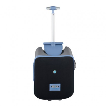 Micro Lazy Luggage - Icy Blue