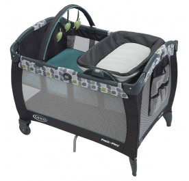 Graco Pack N Play with Reversible Napper & Changer for newborn up to 3 years (Boden)