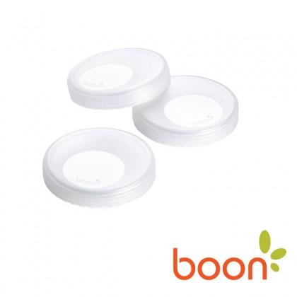 BOON Milk Storage Cap 3Pk