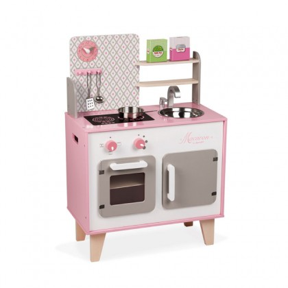 Janod Macaron Cooker Imagination Role Play
