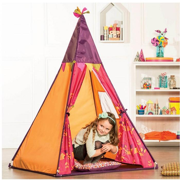 B. Teepee Tent Orange  sc 1 st  growingkidz.com.my   Malaysia Baby Online Shopping Store & Teepee Tent Orange