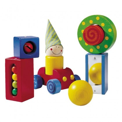 Haba First Blocks Wooden Toys