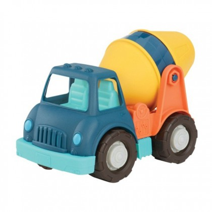 Wonder Wheels 1001 Cement Truck Play Vehicle for 1+