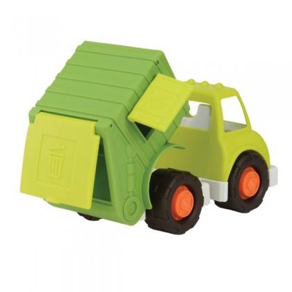 Wonder Wheels Garbage & Recycling Car