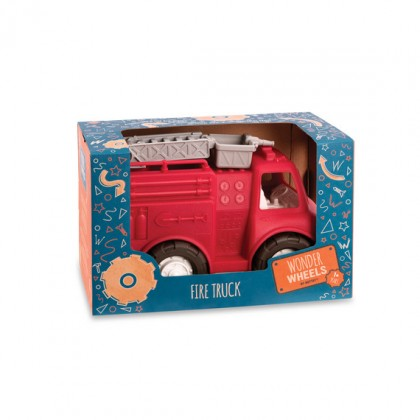 Wonder Wheels 1004 Fire Truck Play Vehicle for 1+