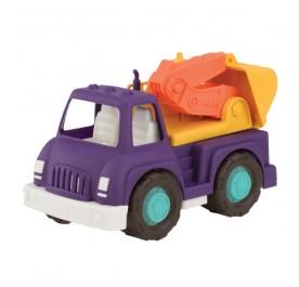 Wonder Wheels Excavator Truck