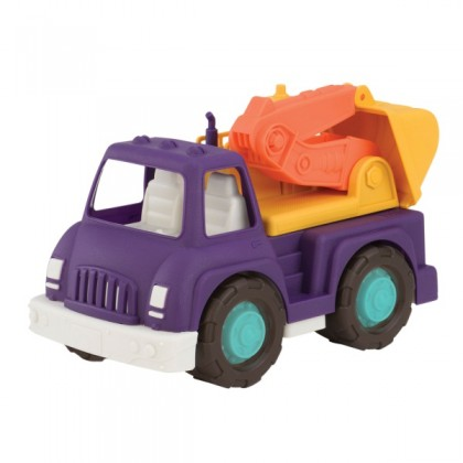 Wonder Wheels 1005 Excavator Truck Play Vehicle for 1+