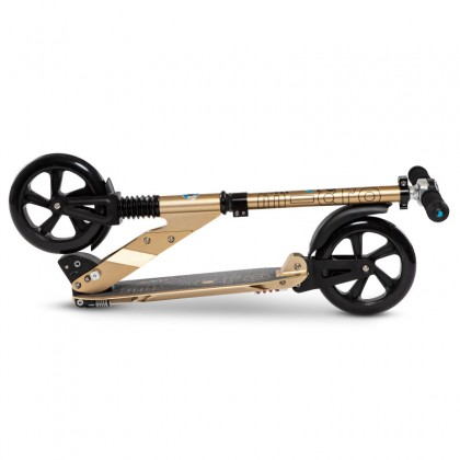 Micro Suspension Scooter 2-Wheeled, Ultra-Smooth Gliding Micro Scooter for Tall/Large Riders, Built-in Patented Suspension System, Ages 13 +,