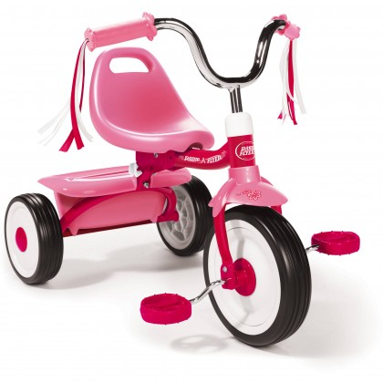 Radio Flyer 411P Ready To Ride Trike Pink