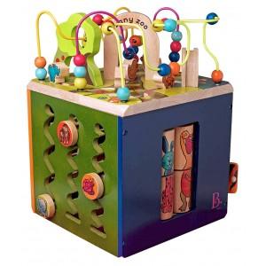 B. toys Zany Zoo