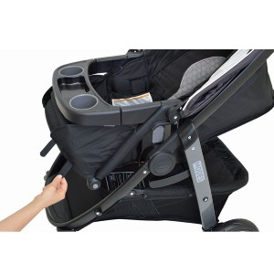 Graco Modes Travel System with 10 different riding options for newborn up to 22 kg - Davis