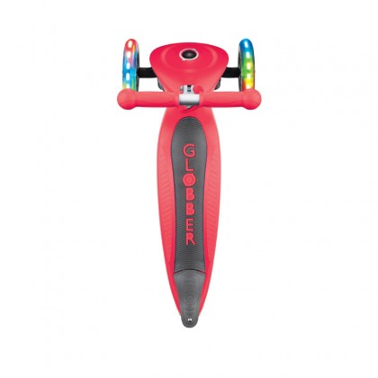 Globber 432102 Primo Foldable Light Scooter for 3+ Red