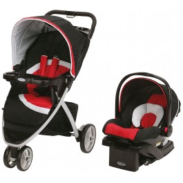 Graco Pace Travel System - Spcice