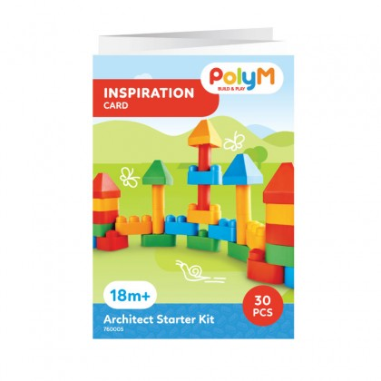 PolyM 760005 Architect Starter Kit